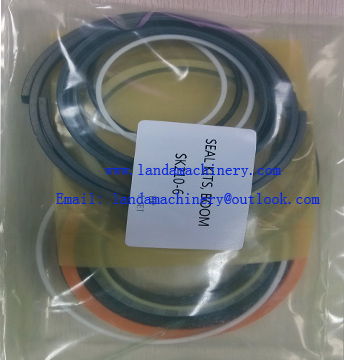 Kobelco Excavator Parts Seal kit for SK210-6 Hydraulic Boom Cylinder  Seal Oil