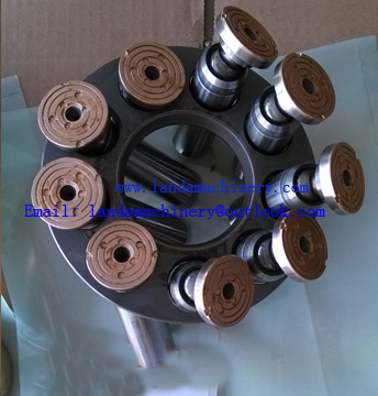 PC200-6 Excavator Hydraulic Travel Motor 708-7F-00010 Piston sub ass'y 708-8F-33310 708-8F-33340