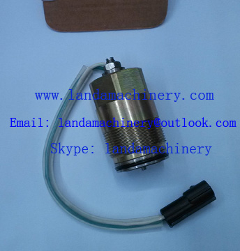 K3V112 Hydraulic Pump Solenoid Valve for Hyundai R210-5 Excavator Main Pump