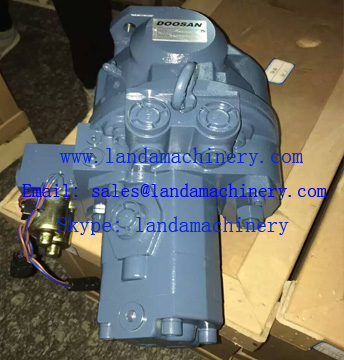 Doosan DX55 Excavator Hydraulic Main Pump DX60 Piston Pump