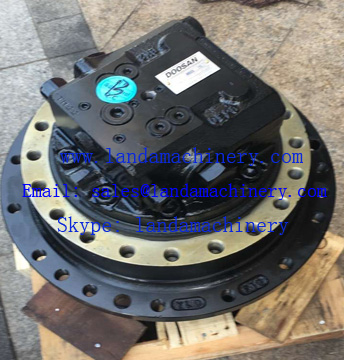 DOOSAN TM22 MBEB170 Final drive for Excavator Hydraulic Travel Motor