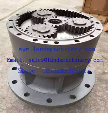 SH210-5 SWING Device Swing Motor Reductor Gear Box for Sumitomo Excavator