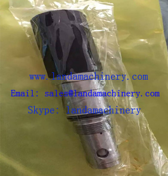 Excavator SH330A3 Final Drive Relive Valve for Travel Motor