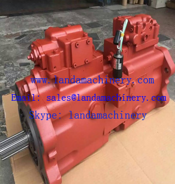 SA7220-00700 EC360 Excavator hydraulic Piston Pump hydro main pump
