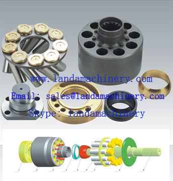 CAT E200B Excavator Hydraulic Pump Replacement parts component
