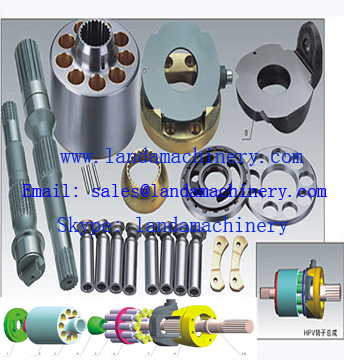 HPV95 HPV132 Hydraulic pump parts for PC200-7 PC220-7 PC300-7