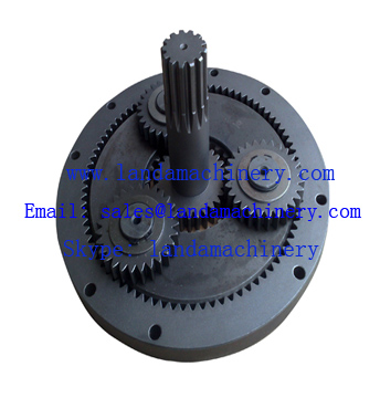 CAT E200B Track Drive travel motor reduction Travel gearbox 1st carrier Planetary gear carrier
