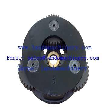 CAT 320C Excavator travel motor gearbox Planetary gear reductor carrier 2nd