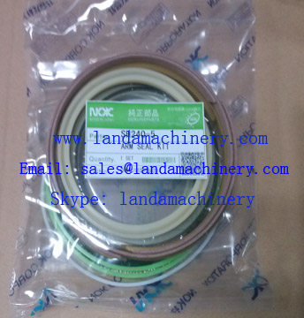 Sumitomo LZ008050 Excavator LZ008450 Hydraulic Cylinder Arm Seal kit NOK oil Service kit