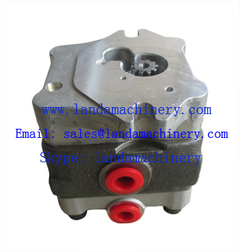 Yanmar VIO40 Excavator hydraulic Gear Pump Pilot Pump Hydro component replacement parts