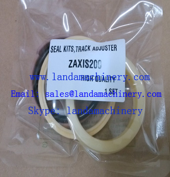 Hitachi ZX200 Excavator Track adjuster hydraulic Oil seal kit NOK service