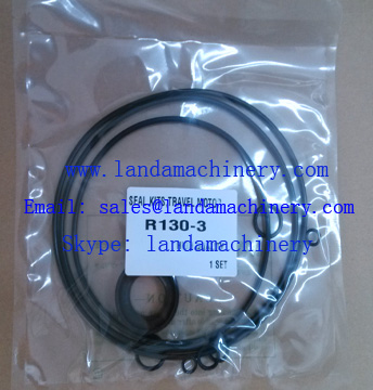 Hyundai R130-3 Excavator Hydraulic Travel Motor Nok Oil Seal Kit
