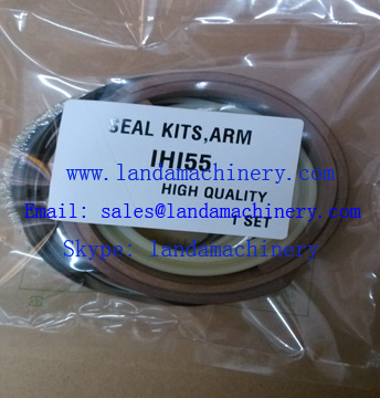 IHI55 Excavator Hydraulic Arm Cylinder Seal Kit Oil Seal IHI Excavator spare parts