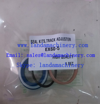 Hitachi EX60-5 Excavator undercarriage Track Adjuster Oil Seal Kit