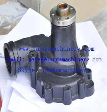 Hitachi Excavator EX300-3 6SD1 Engine water pump EX300-2 1-13610944-0