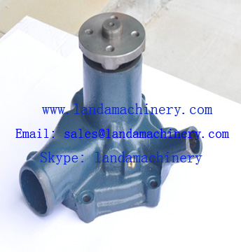 Kato HD800 Excavator 6D14 Engine water pump ME882315