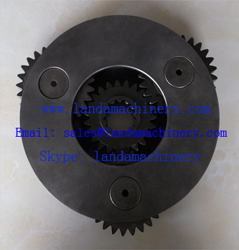 CAT E200B excavator swing reduction gear planetary holder ass'y 1st gearbox