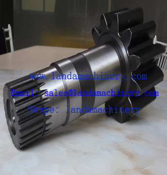 Hyundai R130 Excavator Swing Device Reduction Gear Shaft Pinion drive HHI13-WP02