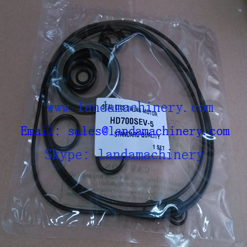 Kato HD700SEV-5 Excavator swing hydraulic motor plunger oil seal kit