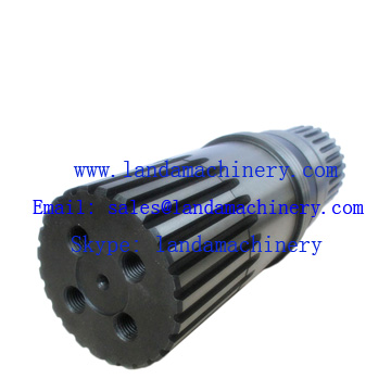 Hyundai 7509-157 R220-5 excavator swing reduction gearbox drive shaft