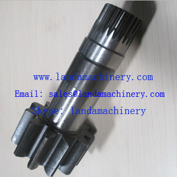 Kato HD400 Excavator swing reduction gearbox drive shaft parts
