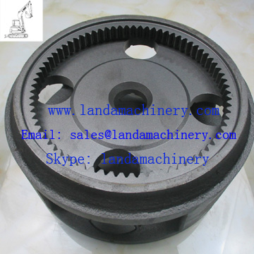 Daewoo DH225-9 Excavator Travel reduction gearbox Planetary gear carrier parts
