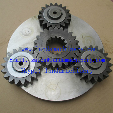 Kato HD820-3 Excavator Swing Reduction gearbox planetary gear carrier