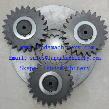 Sumitomo SH350-3 Excavator Swing Reduction Gearbox Gear planetary Carrier