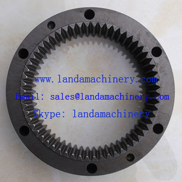 Sumitomo SH75 SH60 Excavator Swing Reduction Gearbox Ring gear