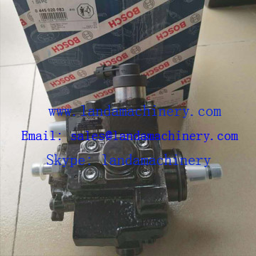 D04FR Engine Fuel Injection Pump for Kobelco Excavator SK130-8 0445020083