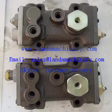 Hitachi ZX330 Excavator Hydraulic Main Pump Regulator HPV145