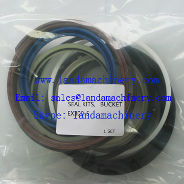 Hitachi EX300-5 Excavator Hydraulic Seal Kit Bucket Cylinder 9254896