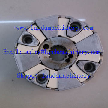 Hitachi ZX330 Excavator Engine Drive Coupling Hydraulic Pump Shaft