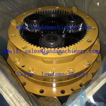 Kato HD1023 Excavator Parts Swing Motor Reduction Gearbox