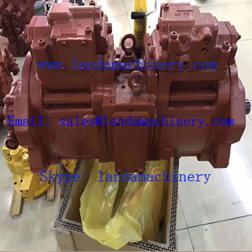 Hyundai R225LC-9 Excavator Parts Hydraulic Piston Main Pump
