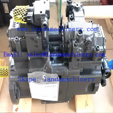 Case CX130B Excavator Parts CX130 Digger Hydraulic Main Piston Pump