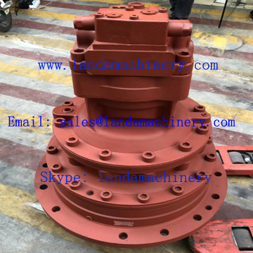 Kato HD1430 Excavator Parts Swing Drive Turning Motor Gearbox