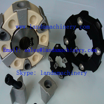CAT 190-5846 255-2940 Excavator Engine Drive Pump Flywheel Coupling