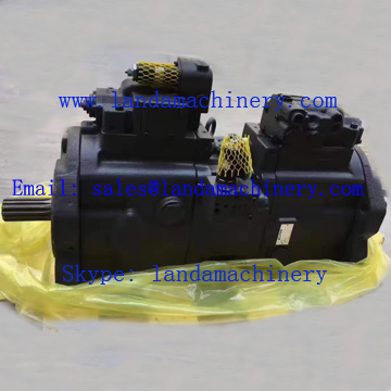 Case CX240 Excavator Parts Hydraulic Main Pump K3V112 Piston Pump Assy