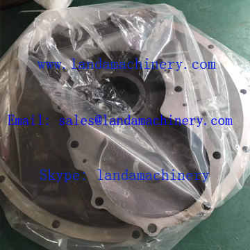 CAT 336D Excavator Hydraulic Pump Engine PTO Gearbox
