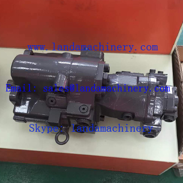 Hitachi ZX70 Excavator Hydraulic Piaston Main Pump AP2D36-A10V028LR
