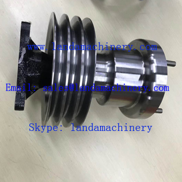 Hitachi ZX450 Excavator Parts Engine Fan Seat Pulley