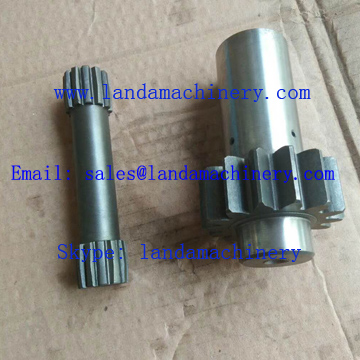 Mini Excavator Parts Travel Motor Swing Reductor Gearbox Drive Shaft