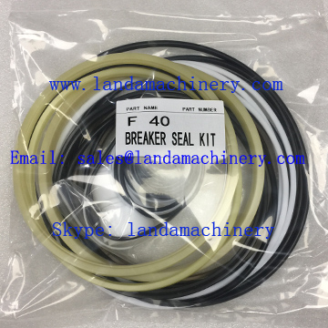 Furukawa F40 Breaker Seal Kit F-40 Hydraulic Hammer Service Parts