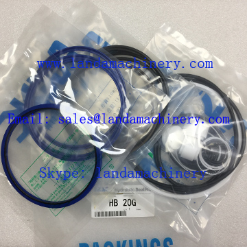 Furukawa HB20G Hydraulic Breaker Seal Kit FRD Hammer Repair Parts