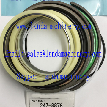 CAT 247-8878 Excavator Hydraulic Cylinder Seal Kit Oil Sealing Seals Element Set Parts