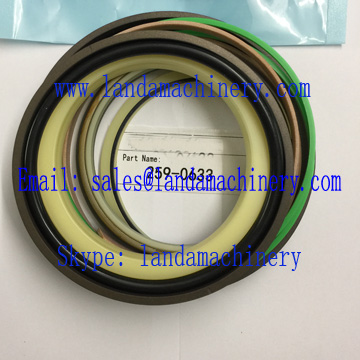 CAT 259-0633 Excavator Hydraulic Cylinder Seal Kit Oil Seals Service Parts