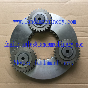 CAT E200B Excavator Final Drive Travel Motor Reduction Planetary Gear Carrier