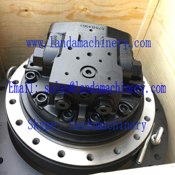 Komatsu PC220-6 PC220LC-6 Excavator Final Drive Travel Hydraulic Motor Ass'y