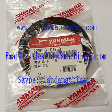 Yanmar 129900-01780 Engine Oil Seal Crankshaft Sealing Parts